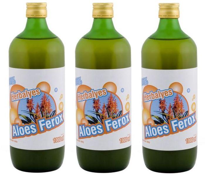 Aloes Ferox 3l 100% BIO czysty sok, eko na Arena.pl
