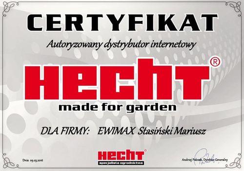 HECHT 4116 OPRYSKIWACZ PLECAKOWY CIŚNIENIOWY RĘCZNY TŁOKOWY 16L - OFICJALNY DYSTRYBUTOR - AUTORYZOWANY DEALER HECHT na Arena.pl