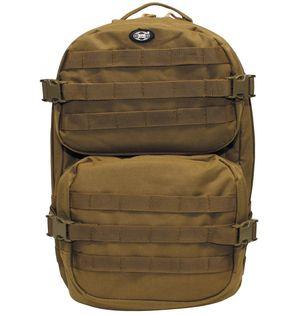 Plecak US Assault II coyote tan