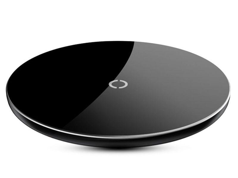 Ładowarka Indukcyjna QI Basues Simple bezprzewodowa 10W Czarna zdjęcie 3