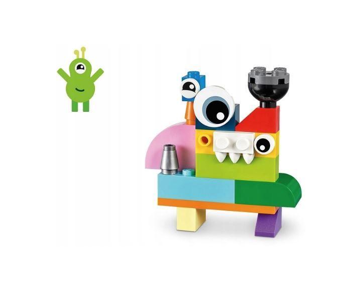 LEGO CLASSIC Klocki - buźki 11003 zdjęcie 3