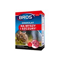 Bros Granulat na myszy i szczury 250g