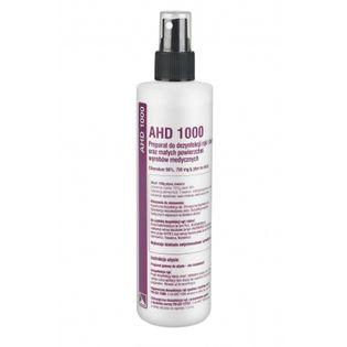 AHD1000 płyn do higienicznej i chirurgicznej dezynfekcji rąk 250ml