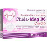Olimp Chela-Mag B6 Cardio 30 tabletek - Długi termin ważności!