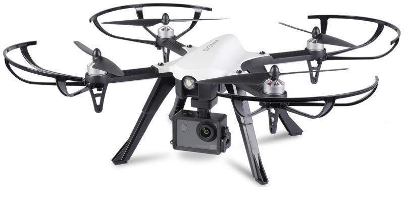 Dron Overmax X Bee Drone 8.0 Kamera 4K WiFi Szybki zdjęcie 1