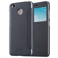 Nillkin CASE z klapką Xiaomi Redmi 4X CZARNY