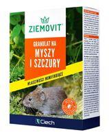 Trutka na myszy i szczury. Granulat Ziemovit 140g