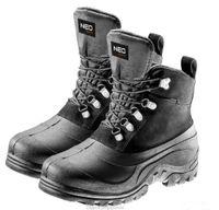 Śniegowce buty bezpieczne robocze zimowe skóra eko NEO OKAZJA! r.41