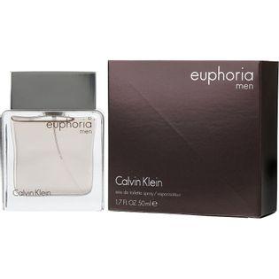 CALVIN KLEIN EUPHORIA MEN EDT folia 50 ml
