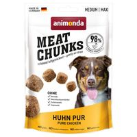 Animonda Czyste Kawałki Mięsa Meat Chunks Z Kurczakiem 80G