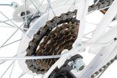 Rower 24 KANDS LAGUNA VS-1 ZWK biało-miętowy zdjęcie 6