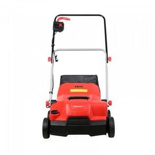 Wertykulator Faworyt KCW1634 1600W elektryczny z funkcją aeratora idealny do wertykulacji i aeracji przydomowych trawników