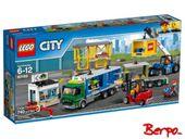 LEGO® 60169 City - Terminal towarowy