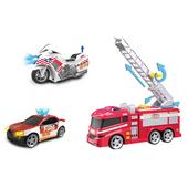 Dumel Discovery - Flota miejska 3 pojazdy straży pożarnej 66511