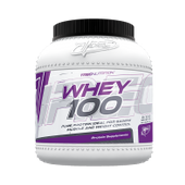 Trec Whey 100 - 1500g Smak - Banan