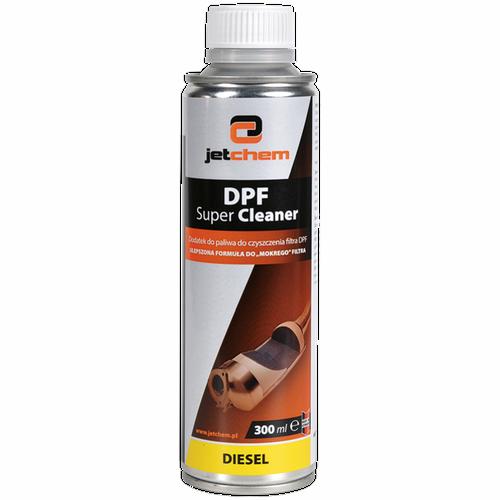 JETCHEM DPF Super Cleaner 300 ml - czyszczenie filtra DPF na Arena.pl
