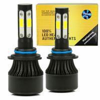 Żarówki LED HB4 9006  COB 80W 16000 lm