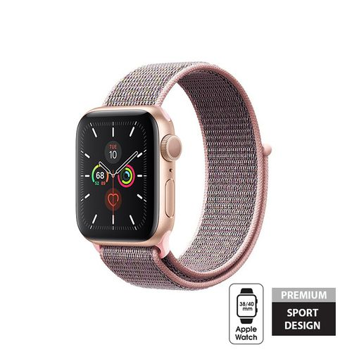 Pasek Sportowy Crong do Smartwatch, Apple Watch 38/40 mm na Arena.pl