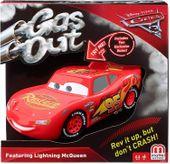 Gra Gazujący Zygzak McQueen Cars Gas Out