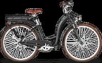 """Le Grand eLille 1 D 28 M(17"""") grafitowo seledynowy połysk rower elektryczny"""
