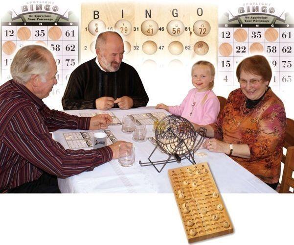 Zestaw do gry w Bingo dla dzieci zdjęcie 2