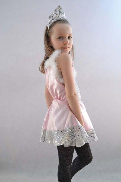 Strój dla dzieci Różowa Baletnica 98-140 zdjęcie 3