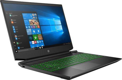 HP Pavilion Gaming 15 FullHD IPS AMD Ryzen 5 3550H Quad 8GB DDR4 512GB SSD NVMe NVIDIA GeForce GTX 1650 4GB Windows 10