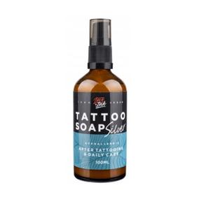 Mydło do pielęgnacji tatuażu LOVEINK VEGAN 100 ml