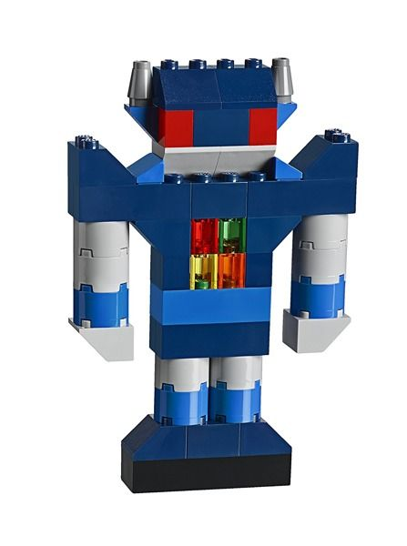 LEGO Classic - Kreatywne budowanie 10693 zdjęcie 4