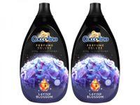 Zestaw 2 x Coccolino Perfume Deluxe Lavis Blossom koncentrat do płukania 2x870ml