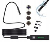 Endoskop kamera inspekcyjna HD WiFi 8 LED 2m S143