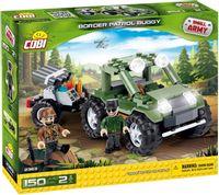 COBI 2363 SMALL ARMY PATROL GRANICZNY BUGGY
