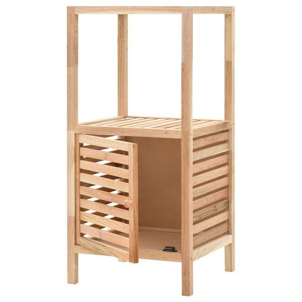Szafka Do łazienki łazienkowa Drewniana 395x355x86cm