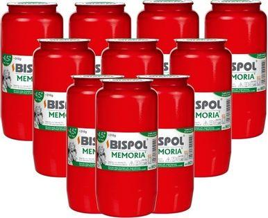Wkłady do zniczy olejowe BISPOL WO7C 108H 10szt.