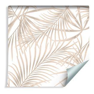 Tapeta Dekoracyjna Liście Palmy Natura Rośliny