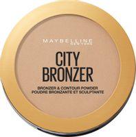 Maybelline City Bronzer Puder Brązujący Do Twarzy 200 Medium Cool 8G