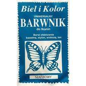 Barwnik do tkanin farba z motylem NIEBIESKI SZAFIR