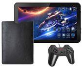 Tablet dla gracza 10'' 3G gamingowy +pad +etui +gry