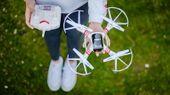 Dron Rebel DOVE WIFI kamera aplikacja zdjęcie 5