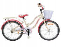 Polski Rowerek ARTPOL FUNNY CITY dla dzieci
