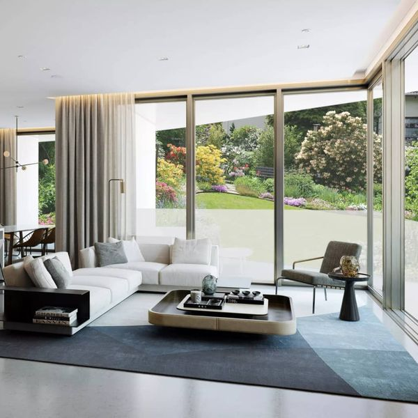 Naklejka na szybę, mrożone szkło (0,9 x 10 m) zdjęcie 7