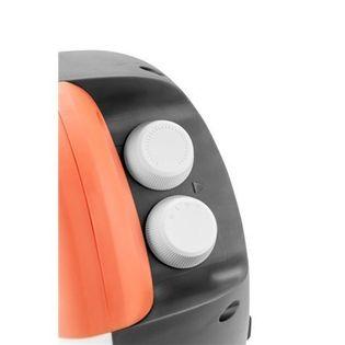 Eta Hot Air Fan Vietor 2 In 1 Eta062290000 Table Fan, Number Of Speeds 2, 2000 W, Diameter 20 Cm, Gray/white