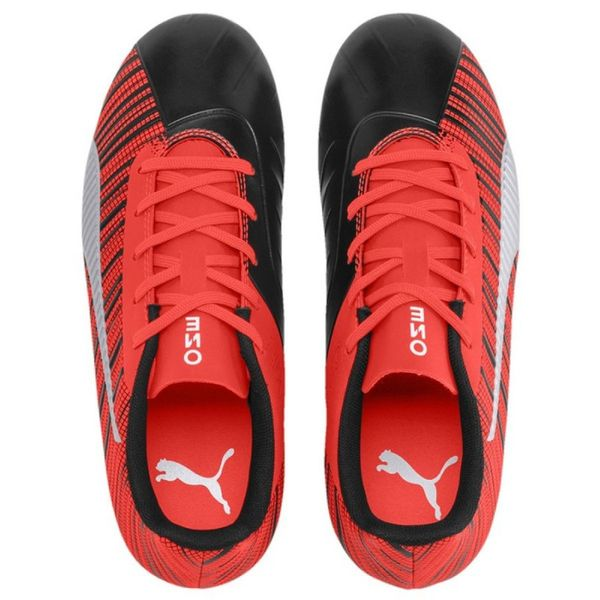 Buty Puma One 5.4 Fg Ag M 105660 01 czerwony czerwone
