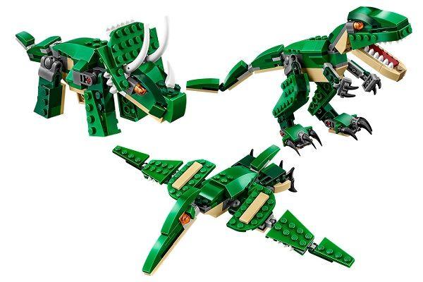 Klocki Lego 31058 Creator Potężne Dinozaury Arenapl