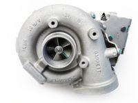 Turbosprężarka BMW X5 3.0 d E53 M57N 218KM 742730-5019S