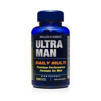 Holland & Barrett Ultra Man Multiwitamina dla Mężczyzn 100 kapl.