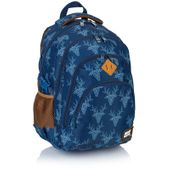 Plecak szkolny młodzieżowy Astra Head HD-101, granatowy w jelenie