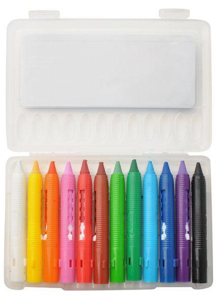 Kredki Do Malowania Twarzy Dzieci Kibic 12 Kolorów 6608 zdjęcie 4