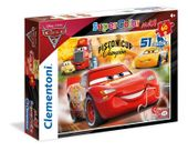 Clementoni 60 elementów, Maxi Cars 3
