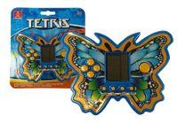 Gra Elektroniczna Tetris Motyl Niebieski
